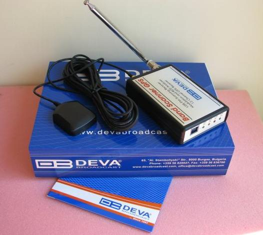 Band Scanner GPS a